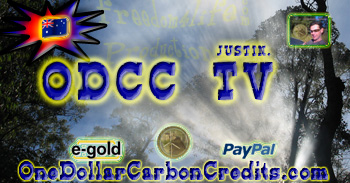 Click to enjoy ODCC TV Live Streaming Archives and Episodes || One Dollar Carbon Credits .com || Carbon Offset Internet Pixel Advertising